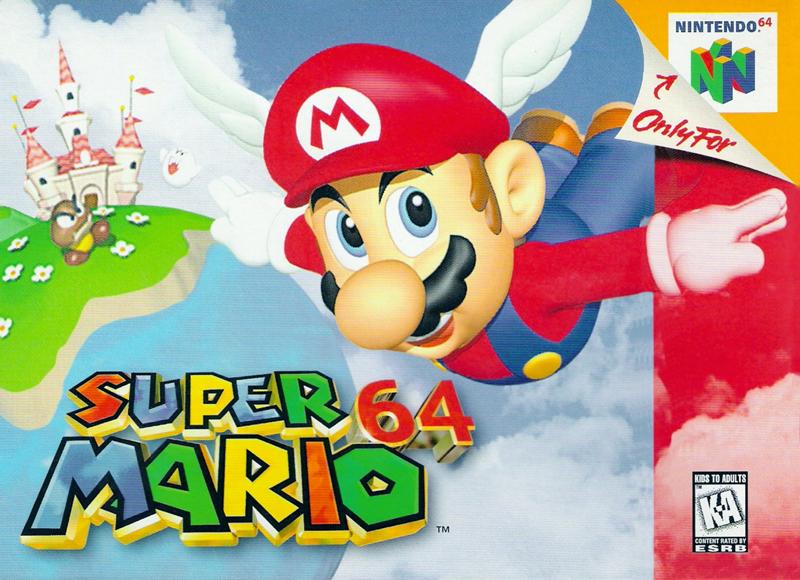 Chơi game nửa tiếng mỗi ngày có tác dụng trị bệnh Super_Mario_64_(NA)