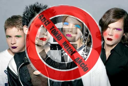 Tokio Hotel Antiihhh