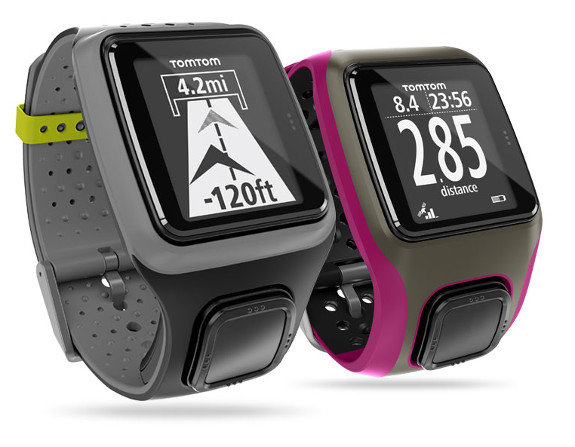 TomTom Runner and Multi-Sport watches announced TomTom-Runner-and-Multi-Sport-big