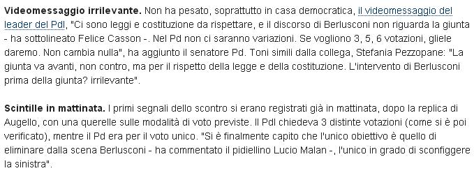 Berlusconi e le strategie per evitare il peggio: dalla grazia alla revisione del processo. 03912-4b28b504-304d-41c7-9487-da80ae823570