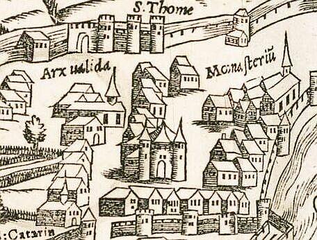 Armagnacs et Bourguignons Bastille