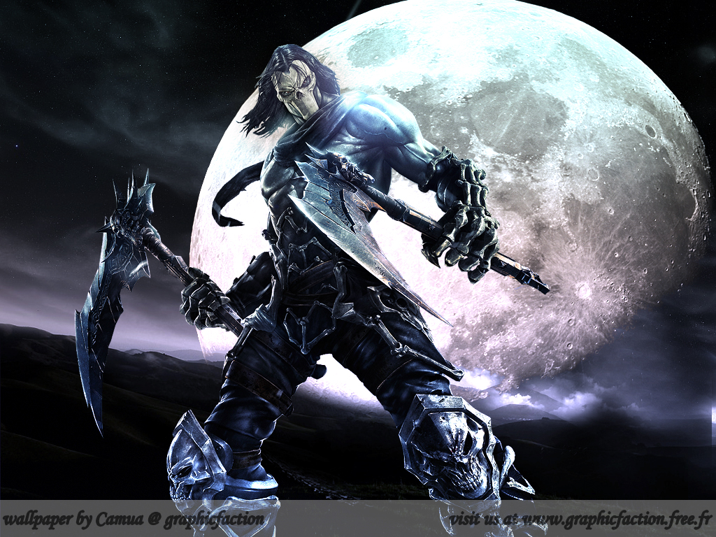 Ma galerie de mes creations graphiques Wall-Darksiders-