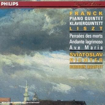Franck - Musique de chambre (hors Sonate pour violon) 0028943214223