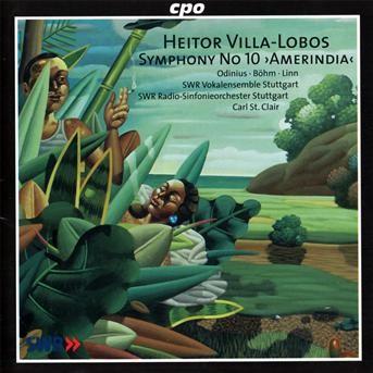 Villa-Lobos : Les symphonies 0761203978625