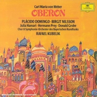Carl Maria von WEBER - Euryanthe, Oberon & autres opéras U0028941903822