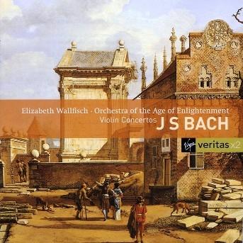 Bach: concertos pour violon(s) U0724356155855