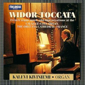 Discographie de Widor U0745099803568