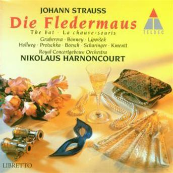 Johann Strauss - Die Fledermaus (La Chauve-Souris) U0825646152162
