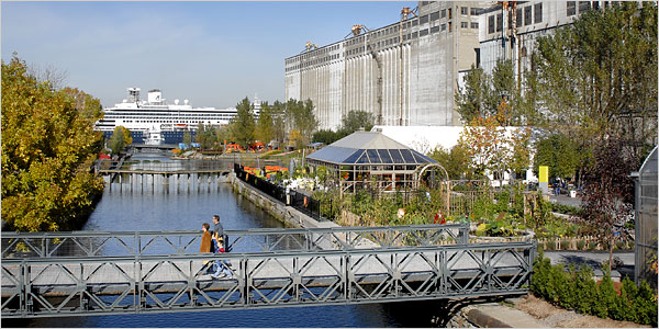 Canada, le Pays le Plus Accueillant au Monde pour les Expatriés Montreal_port_600