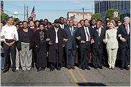 Will Mr. Obama Go To Washington? Selmavideo190promo