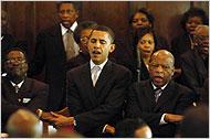 Will Mr. Obama Go To Washington? Obamareligion190promo