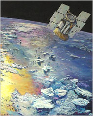 NASA Forced to Steer Clear of Junk in Cluttered Space Orbit_1_190.1