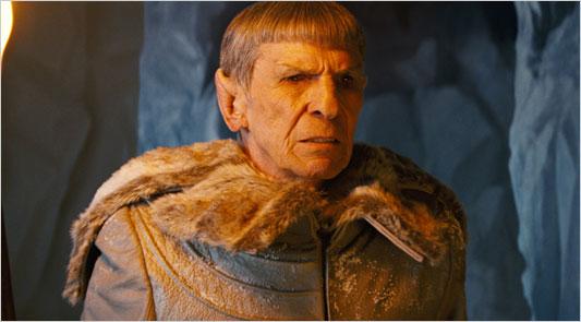 Leonard Nimoy, alias Spock dans «Star Trek», est mort NimoyAB