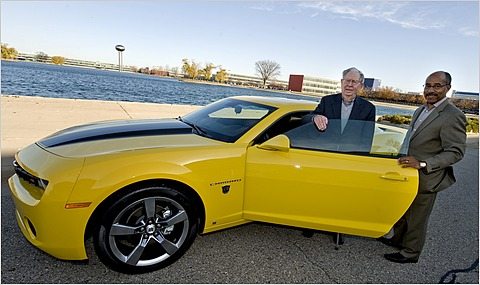 WOW 101 YEARS OLD BUYS A 426HP CAMARO ARE YOU KIDDING ME BlogSpan