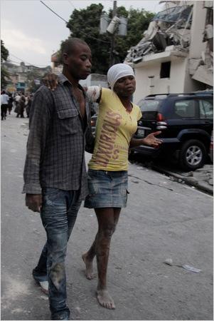 7.0 earthquake hits Haiti / Puissant tremblement de terre en - Page 2 Popup