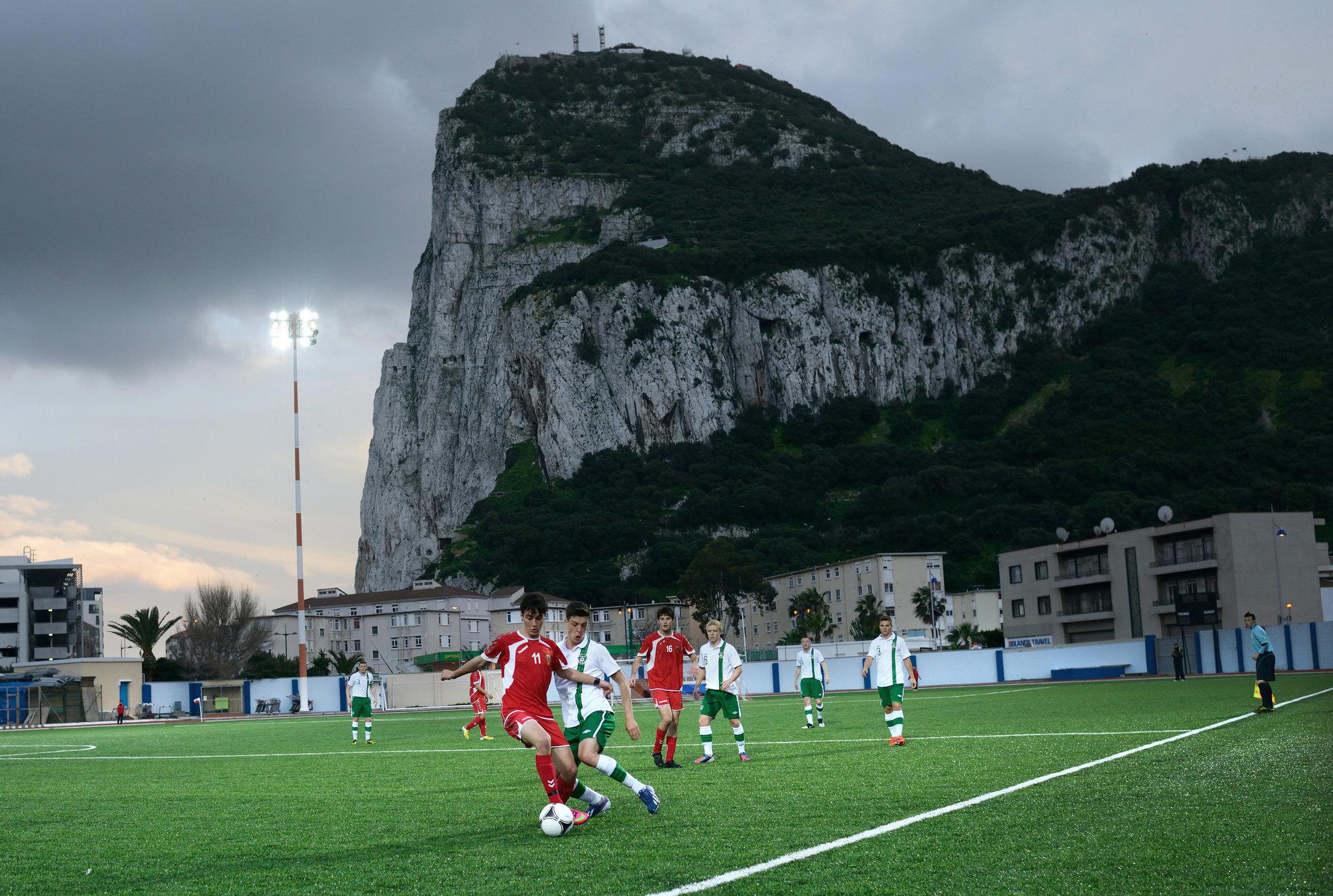 Gibraltar GIBRALTAR1-superJumbo