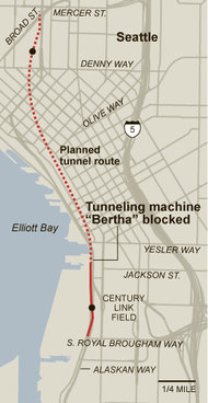 Mystery 'Thing' In Seattle Tunnel – Long Lost Civilization? (Video Reports) 20tunnel-graphic-articleInline