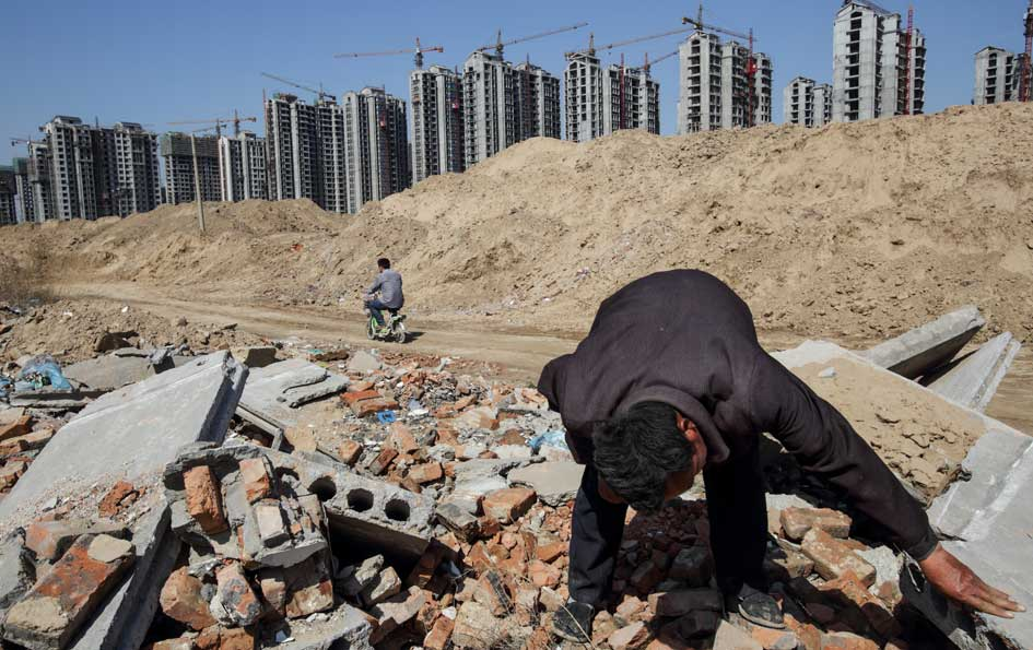The Answer To China's Ghost Cities: Destroying Farm Production [Agenda 21] By Forcing The Rural Chinese Into Newly Built $Consumer Based Urban Concentration Cities. THEN DEPOPULATION!  Urban_slideshow_cover
