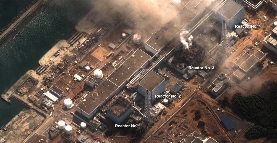 [Japon] Séisme de 9 avec tsunamis et incident nucléaire MAJEUR - Page 2 Daiichi-after