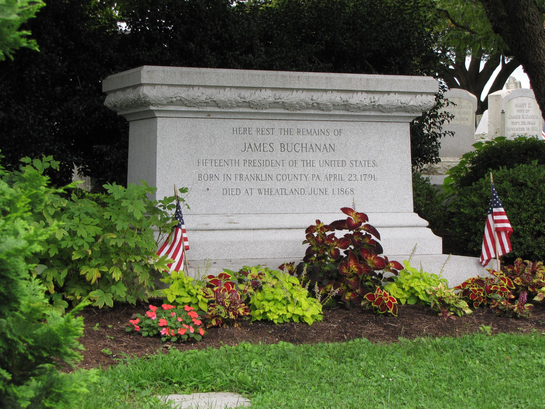 James Buchanan Memorial Img_6697