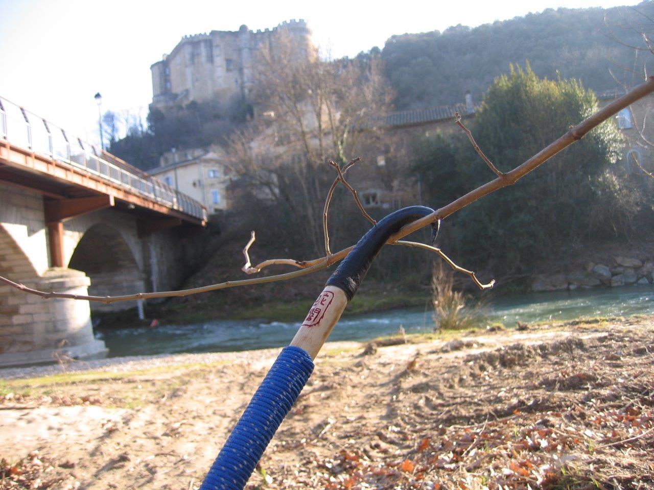 Bâton pour le wading IMG_4916