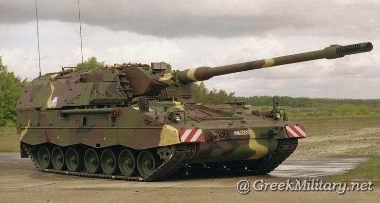 المدفع الالماني PzH 2000 Pzh%202000