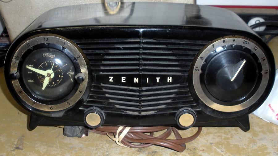 Zenith 5K03 on the bench DSCN9486s