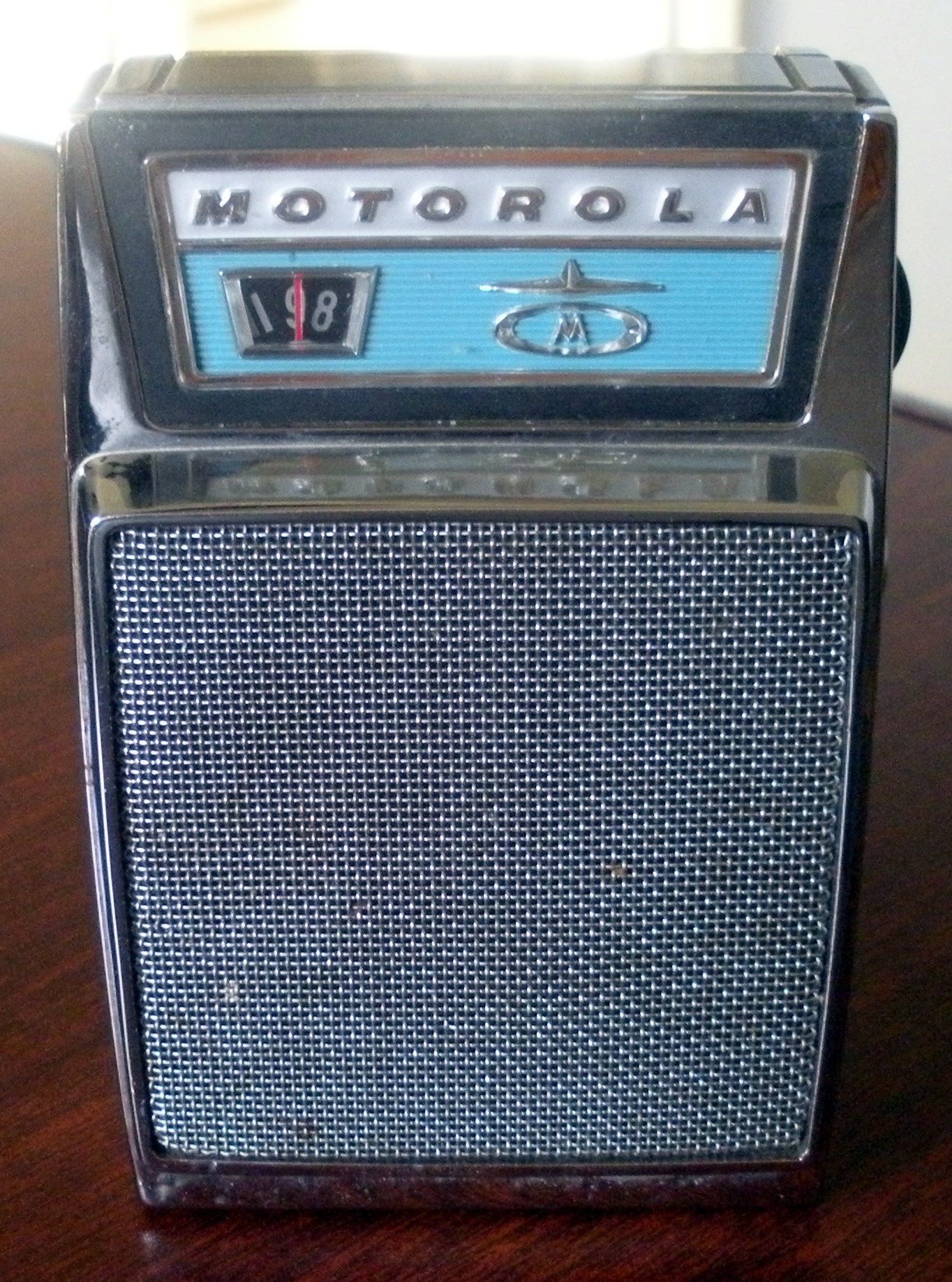 My latest find - Motorola X15A DSCN9659