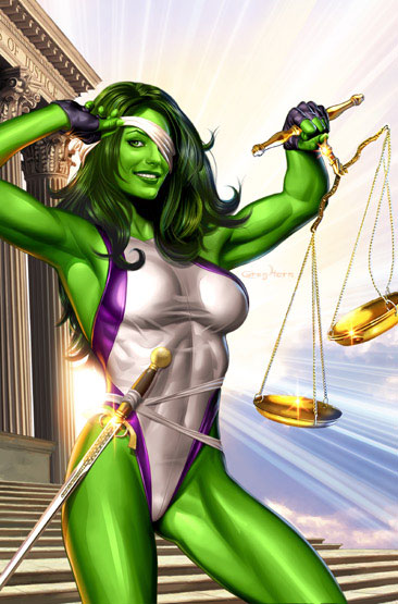 She-Hulk statue 1/4  She-Hulk_Shehulk_blind_lady_justice