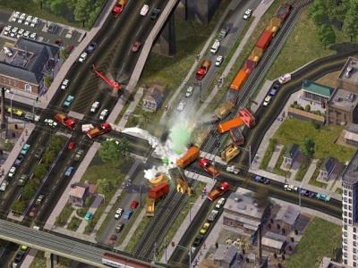 Le Rapport en Image Sim-city-4-rush-hour-1