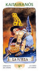 Таро Гномов  13-7-138x250