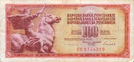 Kultura sjećanja - Kako se živjelo u Jugoslaviji - Page 6 100-dinarjev-s