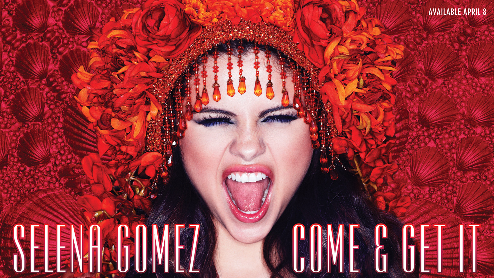 "Charts/Ventas ⇨ ""Come and Get It"" [#1MEX #4BRA/VEN #6USA/CAN/IRE #8UK #12WW] Selena-site-tear"