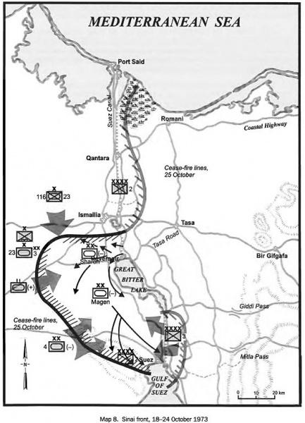 خطط تصفيه الثغره - الخطه شامل  Shamel-map