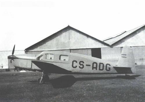 Le Portugal durant la Seconde Guerre Mondiale Caudron-01