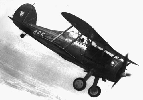 Le Portugal durant la Seconde Guerre Mondiale Gladiator-01