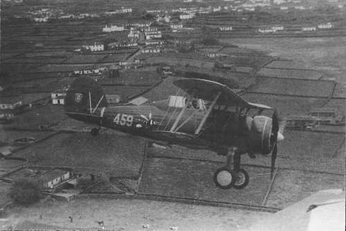 Le Portugal durant la Seconde Guerre Mondiale Gladiator-03