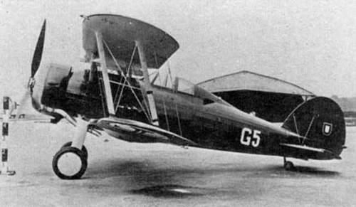 Le Portugal durant la Seconde Guerre Mondiale Gladiator-04