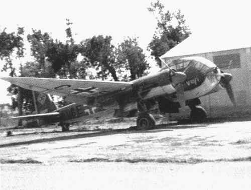 Le Portugal durant la Seconde Guerre Mondiale Ju188g-01