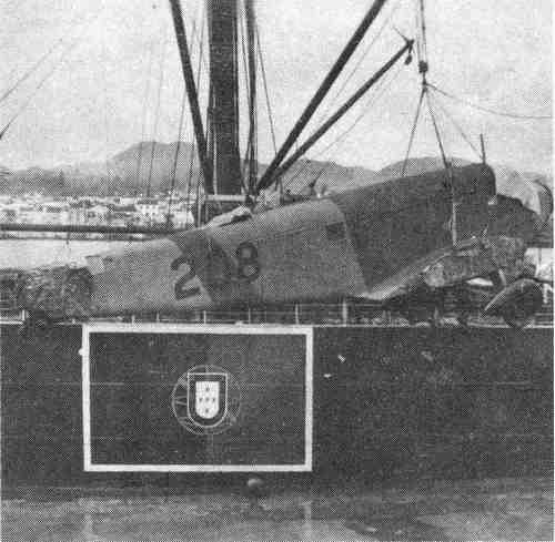 Le Portugal durant la Seconde Guerre Mondiale Ju52-02