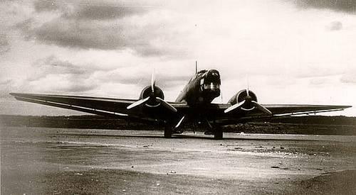Le Portugal durant la Seconde Guerre Mondiale Ju86-03