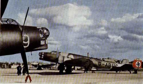 Le Portugal durant la Seconde Guerre Mondiale Ju86-04
