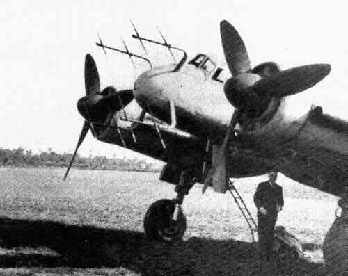 Le Portugal durant la Seconde Guerre Mondiale Ju88g-04