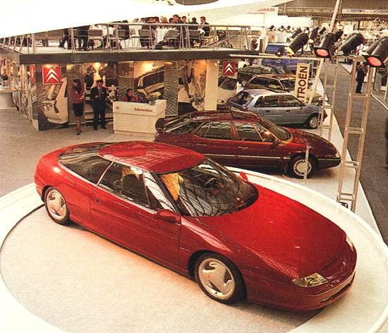 """[Concepts] Les """"vieux"""" concepts ! - Page 7 Citroen_1990_Activa-2_Sport_Coupe"""