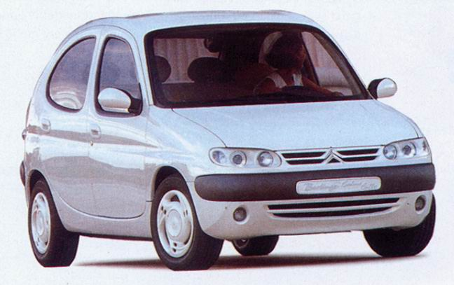 "[Concepts] Les ""vieux"" concepts ! - Page 7 1996_Citroen_Bubble_Saloon"
