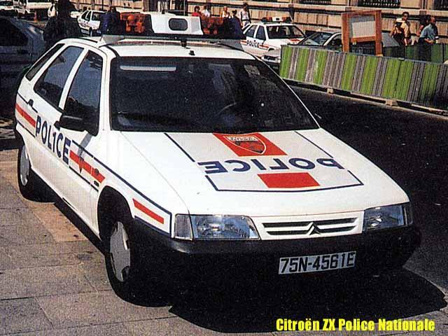 [Photos] Les citroen de la police ZX_Police