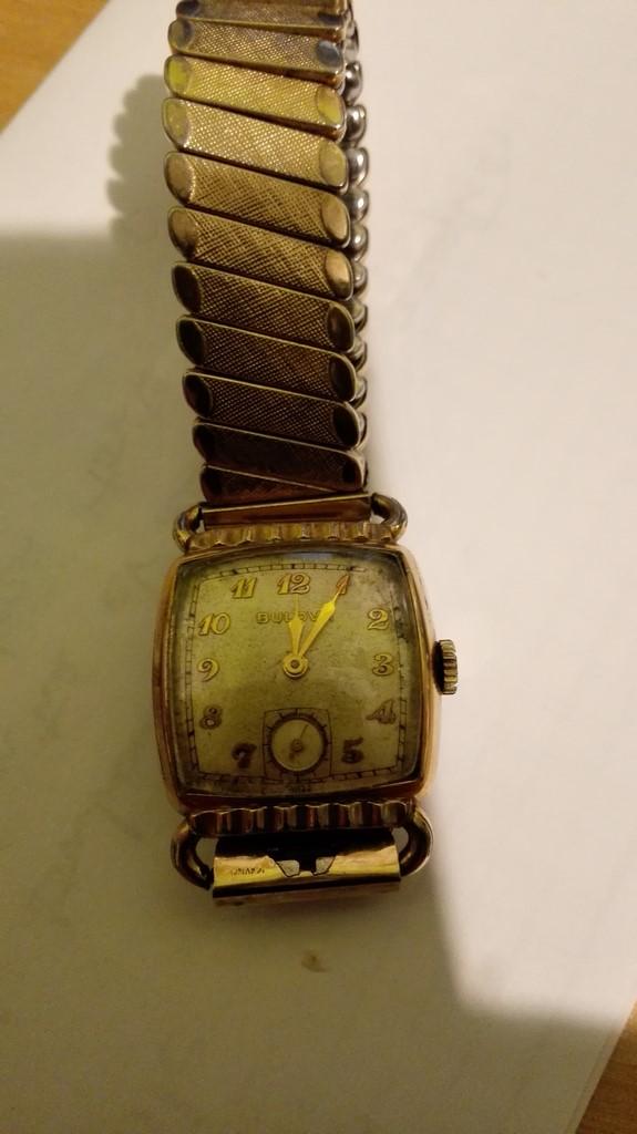 Bulova très vintage 58a194b520fbe