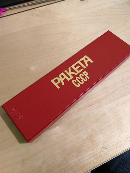 NOS, ma nouvelle Raketa 5c02bf0d7a74c
