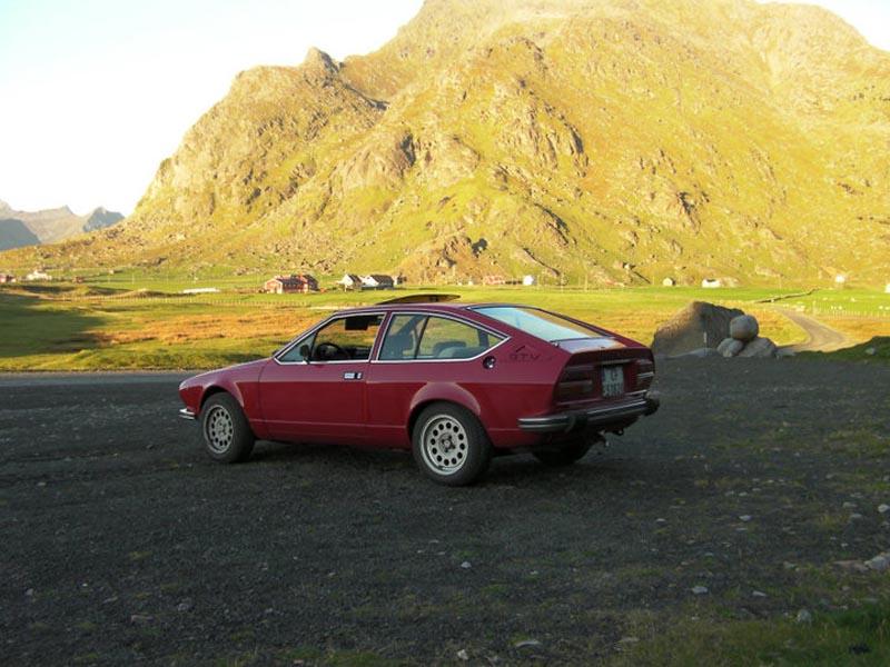 ma nouvelle auto  un GTV  inox  - Page 6 Norge_1