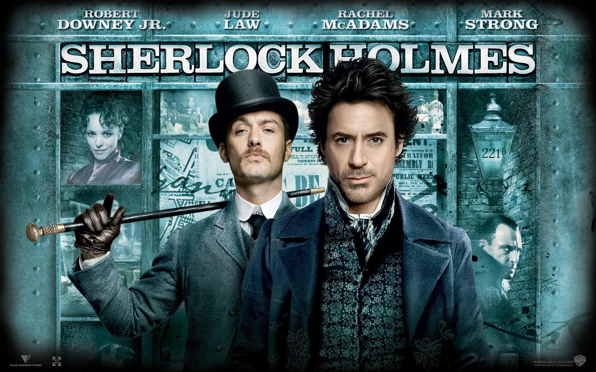 Sherlock Holmes (Película 2009) Sherlock_holmes_movie_poster-1